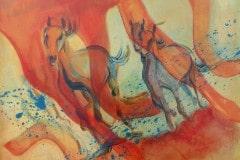 Kunst-Acryl-Pferde-20_37-60x80-Kronart