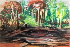 Kunst-Oelkreide-Vorher-Nachher-20_08-50x60-Kronart
